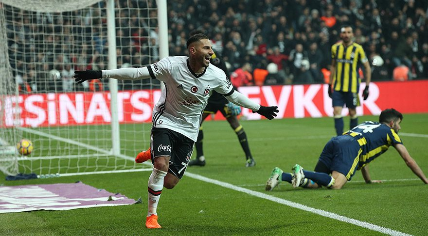 "Quaresma: ""Sonsuza dek Beşiktaş"""