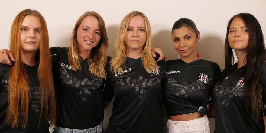 Beşiktaş Kadın CS:GO takımı tüm dünyada büyük ilgi çekti