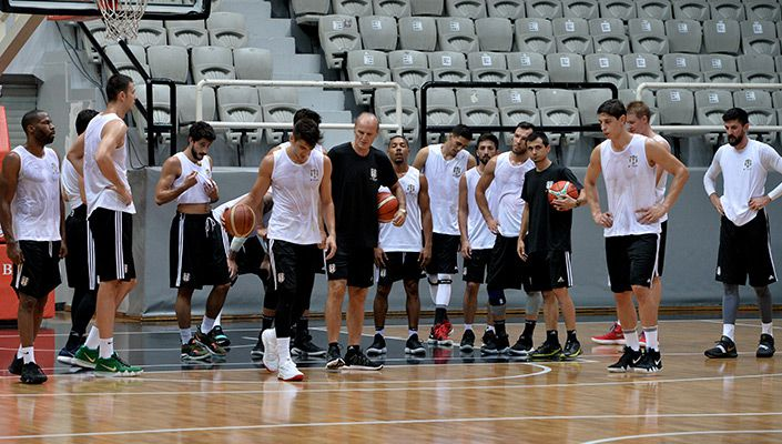 Beşiktaş'ın ilk 4 hafta programı belli oldu
