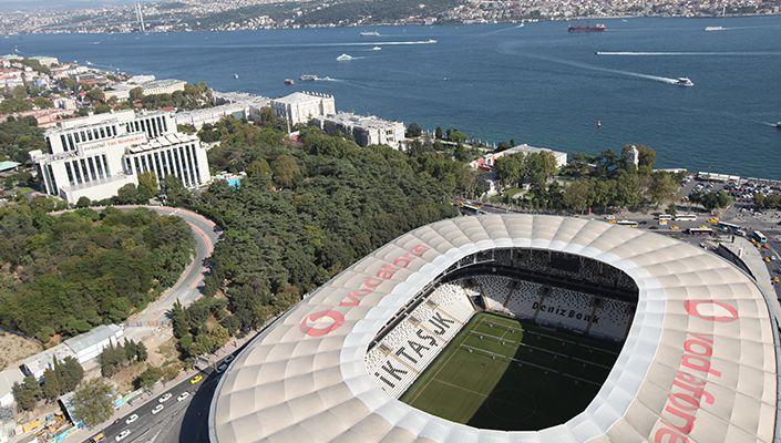 Vodafone Park, 600 binden fazla taraftarı ağırladı