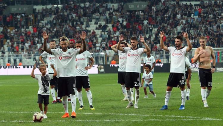 Beşiktaş, Avrupa'daki 211. maçına çıkıyor