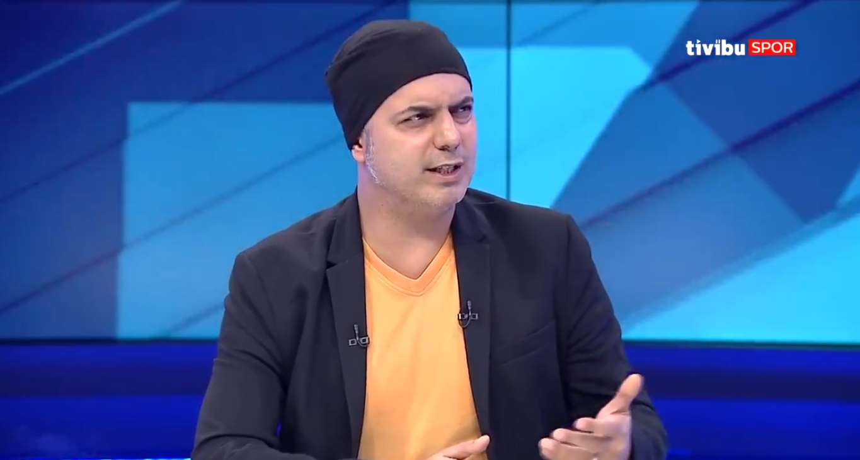 """""""Sahanın yıldızı Adem Ljajic"""" Maç sonu Ali Ece'nin yorumları..."""