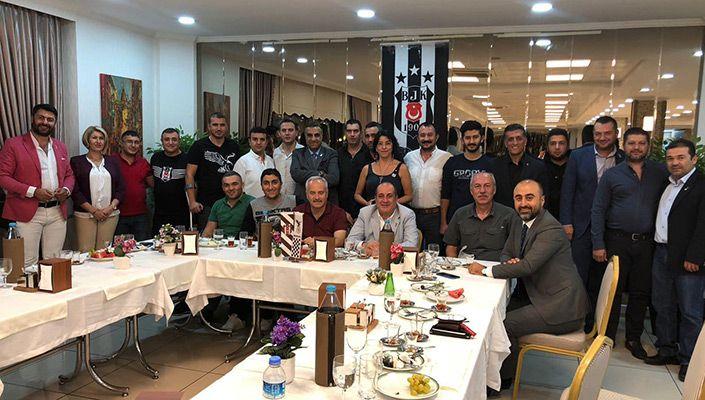 Beşiktaşlı Girişimci İş Adamları ve Kadınları Derneği'nden anlamlı etkinlik