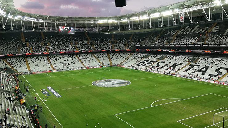 Beşiktaş'ta Vodafone Park'ın zeminine kökten çözüm!