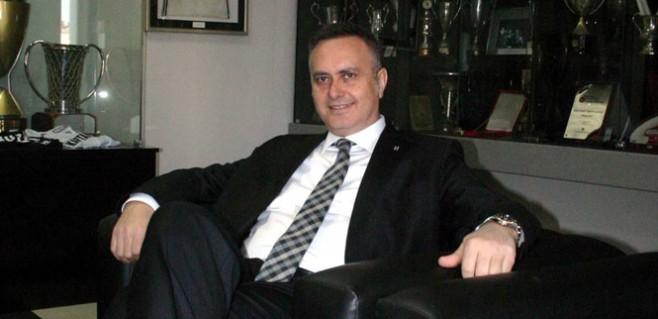 """Hakan Özköse'den F.Bahçeli yöneticiye: """"Güler yüze ihtiyacımız var"""""""