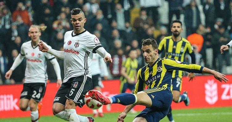 DERBİYE DOĞRU   Beşiktaş, 56. kez Kadıköy'e gidiyor