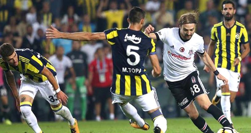 DERBİYE DOĞRU | Beşiktaş ile Fenerbahçe 125. randevuda!