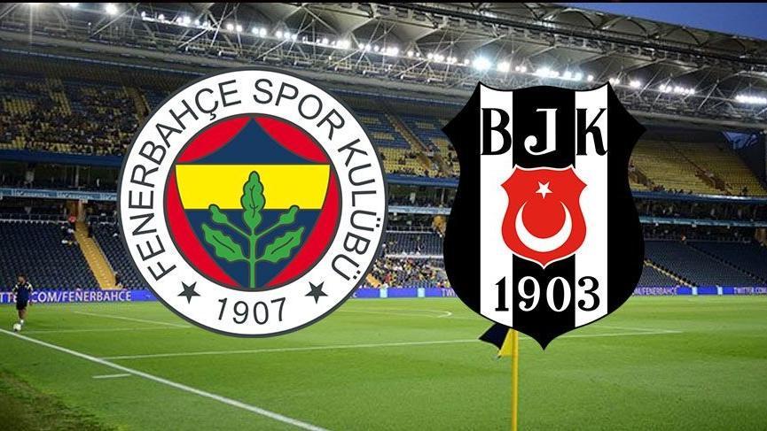 Fenerbahçe - Beşiktaş CANLI anlatım