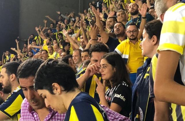 """Beşiktaşlı taraftardan """"Truva"""""""