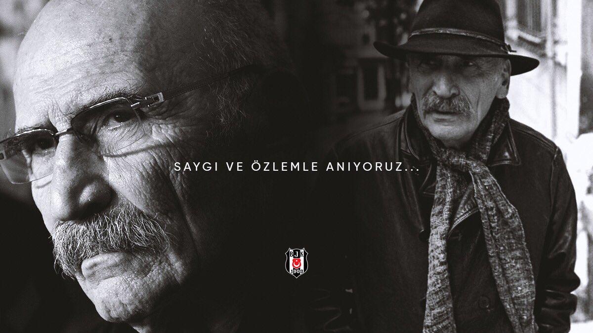 Beşiktaş'tan Tuncel Kurtiz için anma mesajı!