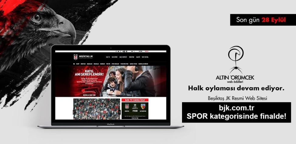 Altın Örümcek'te Beşiktaş finale kaldı! İşte detaylar...