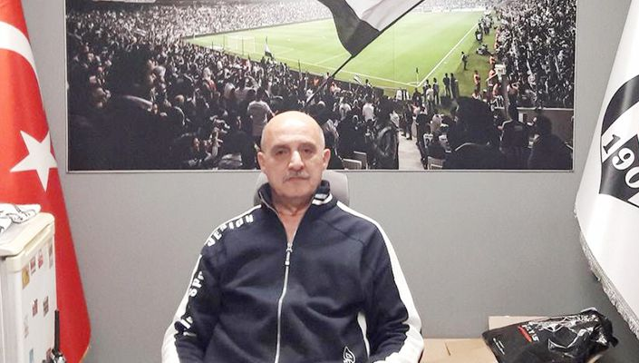 Beşiktaş'tan Vodafone Park güvenlik şefi Ali Aktepe için başsağlığı mesajı