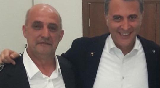 """Fikret Orman: """"Beşiktaş seni hiç unutmayacak Ali kardeşim.."""""""