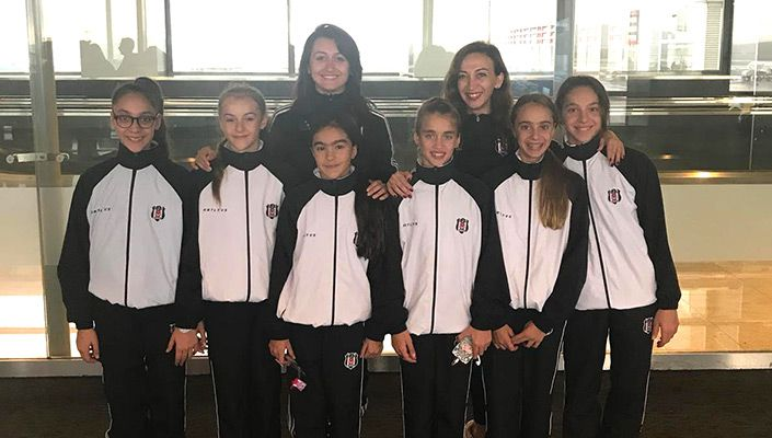 Beşiktaş Jimnastik Takımı, Salines Cup Tuzla 2018 Turnuvası'na katılıyor