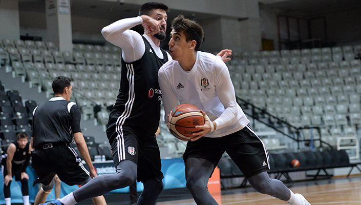 Beşiktaş Sompo Japan yeni sezon hazırlıklarını sürdürüyor