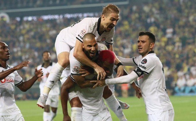 """Beşiktaş'ta kenetlenme: """"90 dakika kimse durmasın!"""""""