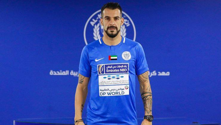 Alvaro Negredo'nun golü Al Nasr'a yetmedi