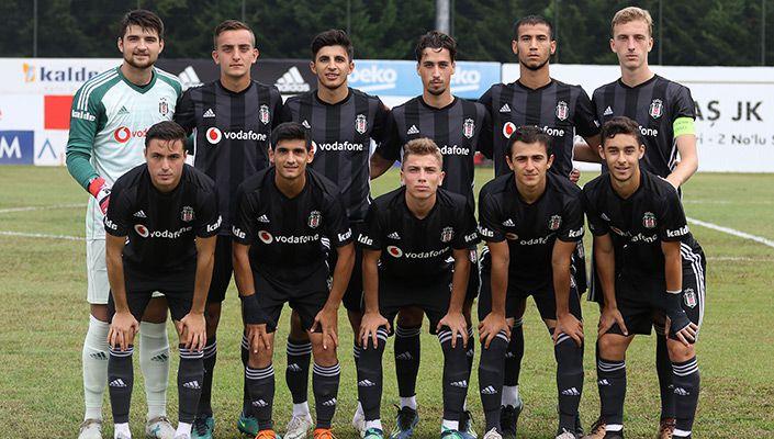 Beşiktaş:3 Kayserispor:0 (U-21)