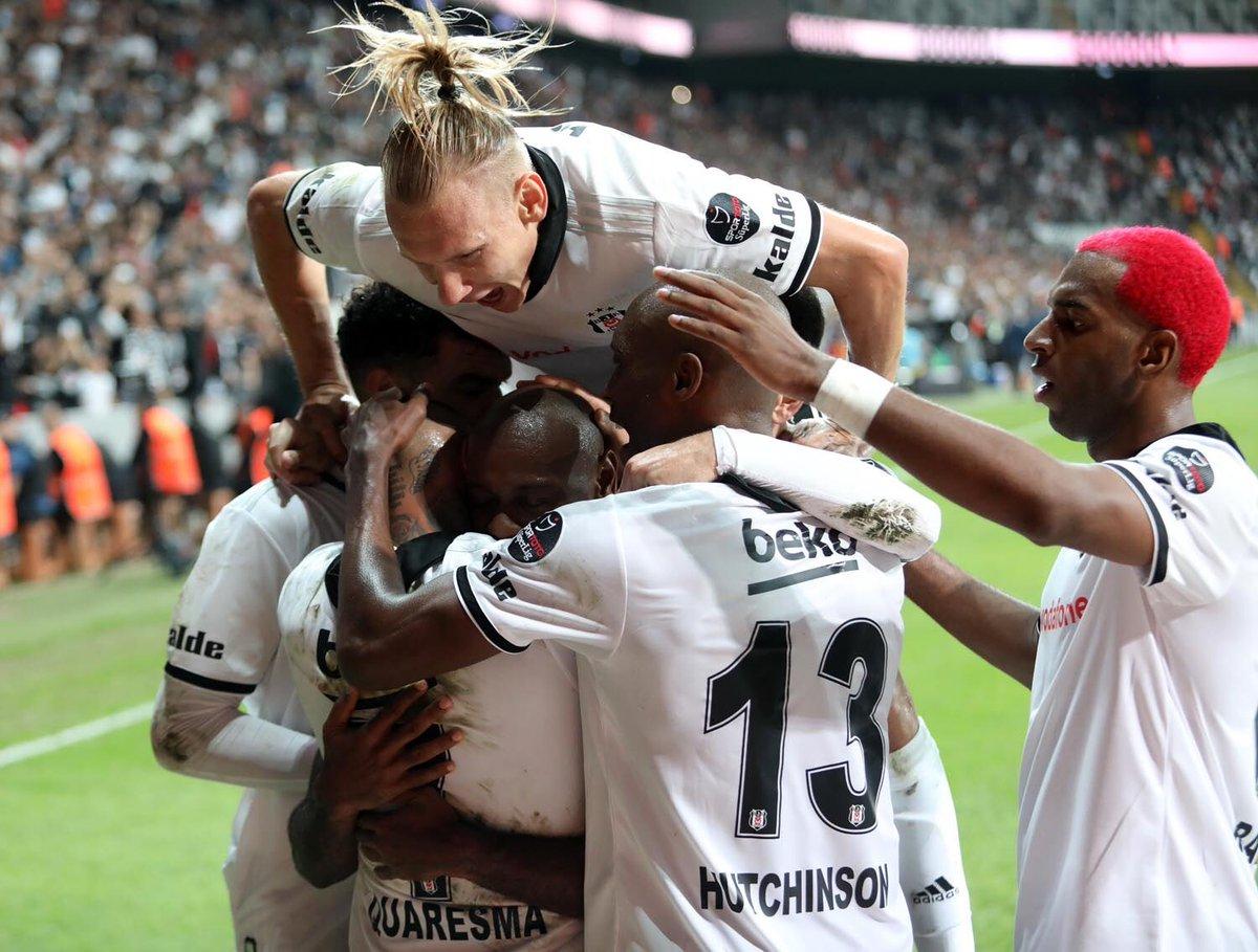 Beşiktaş, Kayserispor'u rahat geçti!