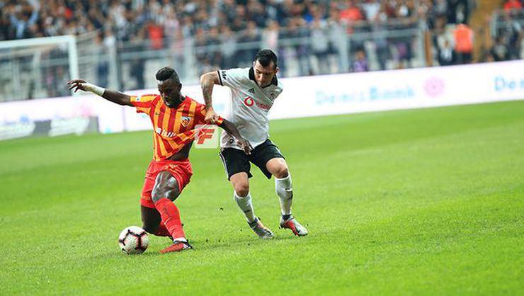 Beşiktaş'ın jokeri Gary Medel!
