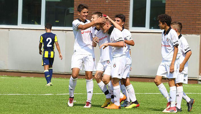 İstanbulspor:0 Beşiktaş:5 (U-14)
