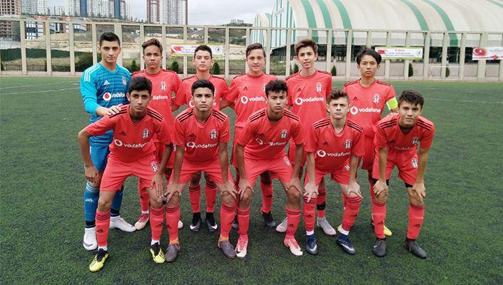 İstanbulspor:0 - Beşiktaş:7 (U-15)