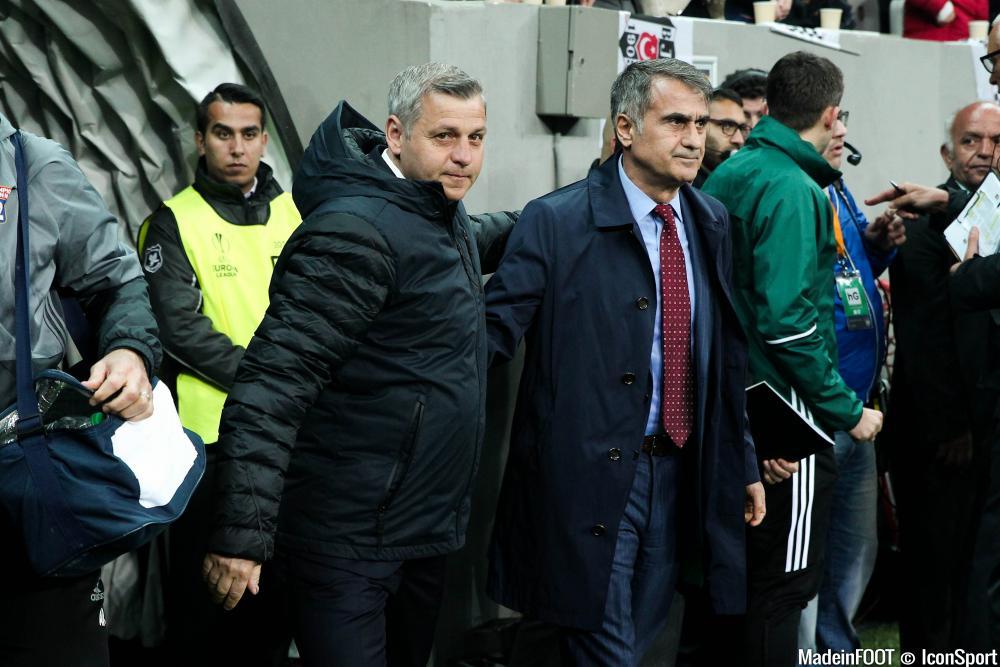 Lyon'un hocasından Beşiktaş itirafı