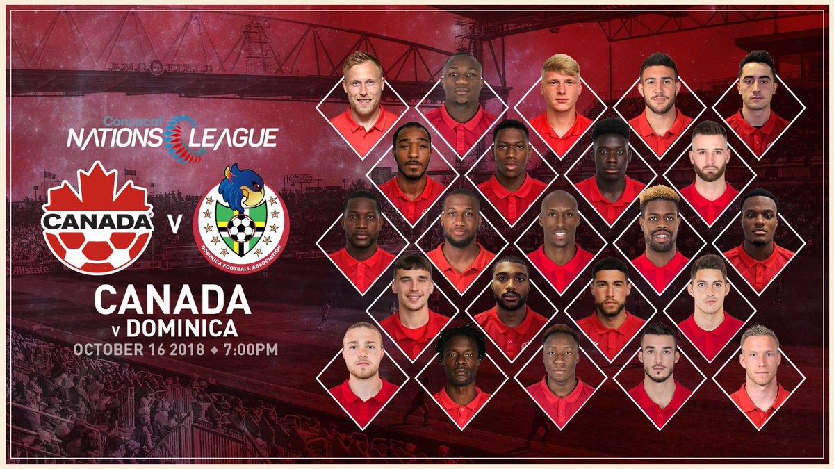 Atiba ve Larin, Kanada milli takımına çağrıldı