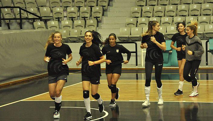 Beşiktaş Kadın Voleybol Takımı, yeni sezon hazırlıklarını sürdürüyor!