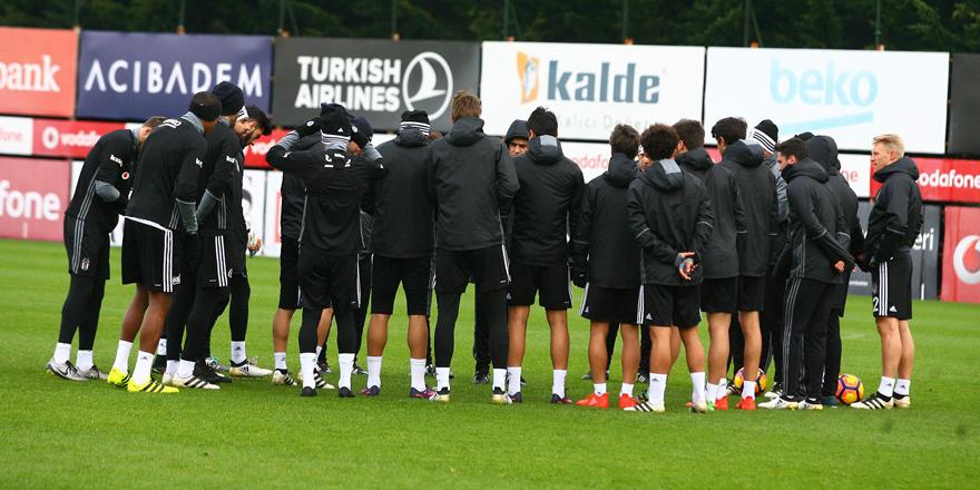 Beşiktaş'ın derbi kadrosu nasıl olacak?