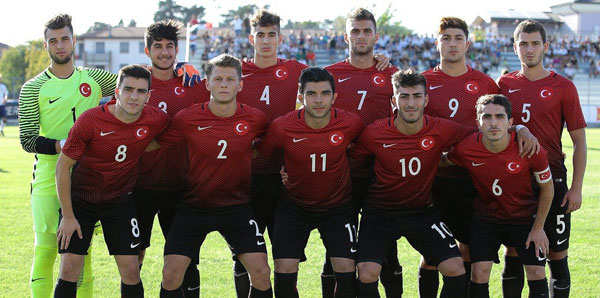 U19 Milli Takımı'nın Hırvatistan maçları aday kadrosu belli oldu! Beşiktaş'tan 3 isim...