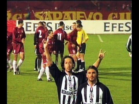 TARİHTE BUGÜN   Beşiktaş Sarajevo'yu farklı mağlup etti!