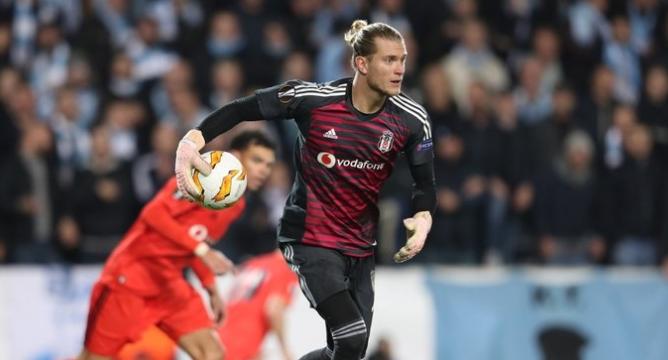 Loris Karius, Malmö maçı performansıyla İngiliz basınında!