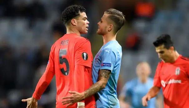 Malmölü oyuncu Traustason'dan Pepe hakkında flaş yorum!