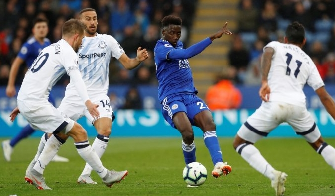 Cenk Tosun'lu Everton deplasmanda kazandı