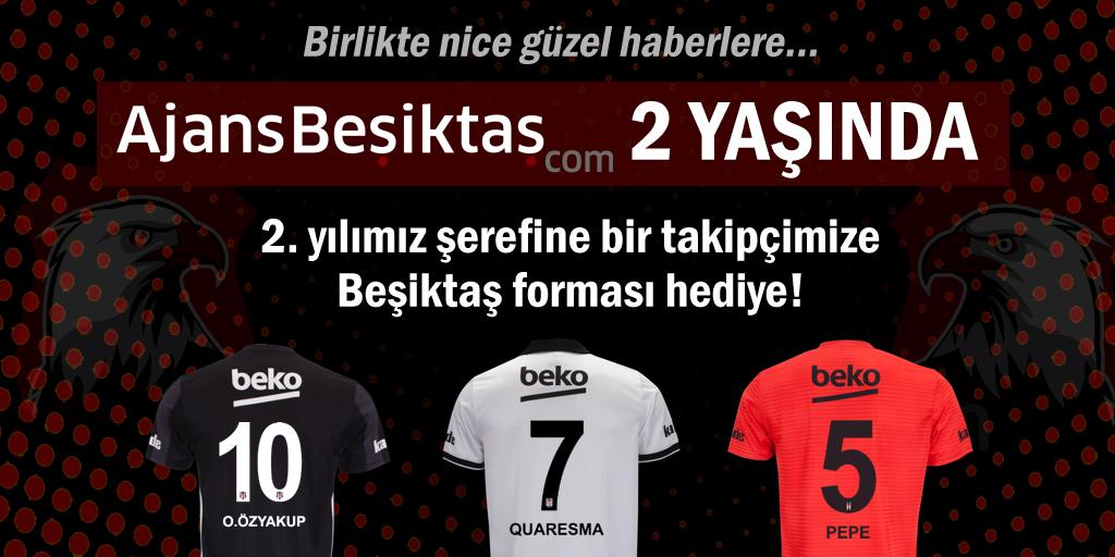 AjansBeşiktaş.com 2. yaşını kutluyor
