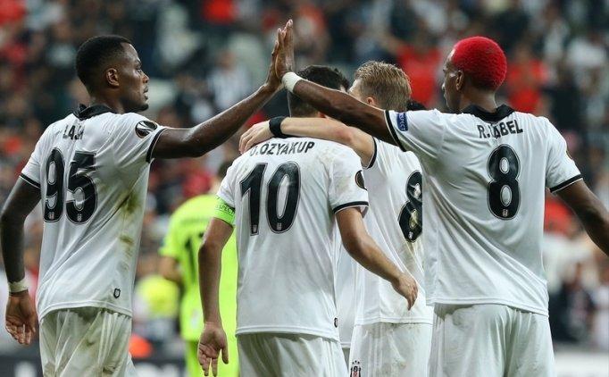 Konyaspor-Beşiktaş maçı muhtemel 11'ler