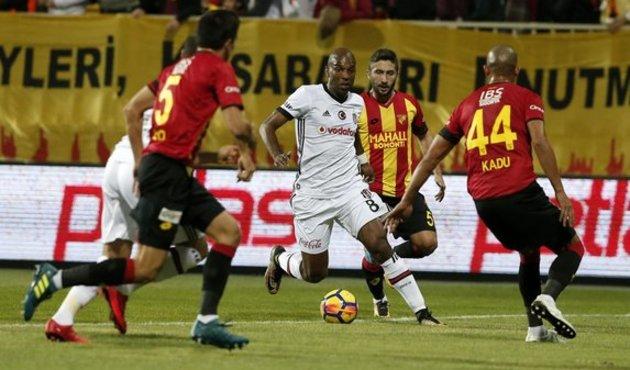Göztepe'de sakatlık şoku! Beşiktaş maçında...