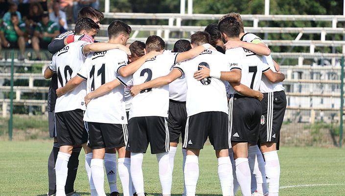 Beşiktaş U21 Takımı oyuncuları Hazar Torunoğulları ve Yusuf Can Abay'dan açıklama