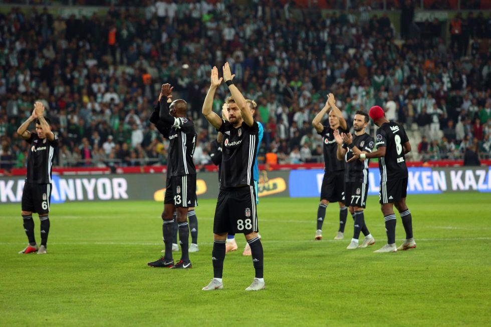 Göztepe-Beşiktaş maçı muhtemel 11'ler