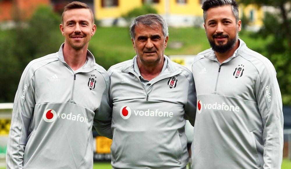 """Guti, İspanya basınına konuştu: """"Bütün konsantrasyonum Beşiktaş'ta"""""""