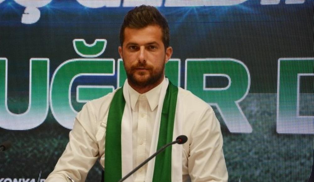 "Uğur Demirok: ""Medel beni çekti, pozisyon penaltı"""