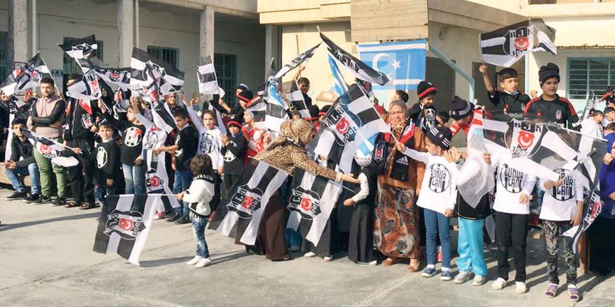 Beşiktaş'tan Kerkük için büyük proje