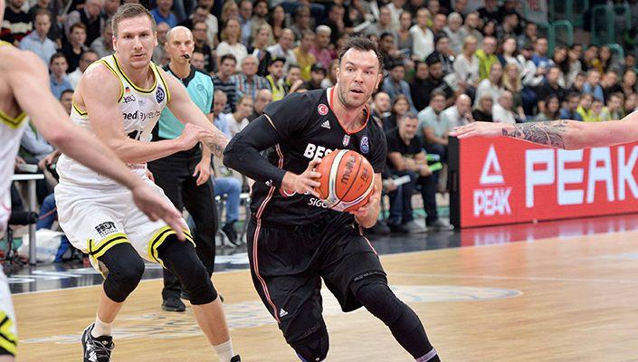 Beşiktaş Sompo Japan FIBA Şampiyonlar Ligi'ne galibiyetle başladı!