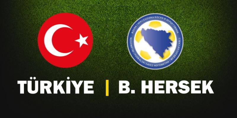 Türkiye - Bosna Hersek maçı CANLI İZLE (11.10.2018)