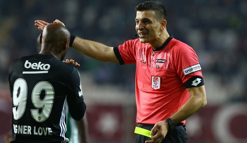 En fazla faule maruz kalan, en fazla sarı ve kırmızı kart gören takım Beşiktaş!