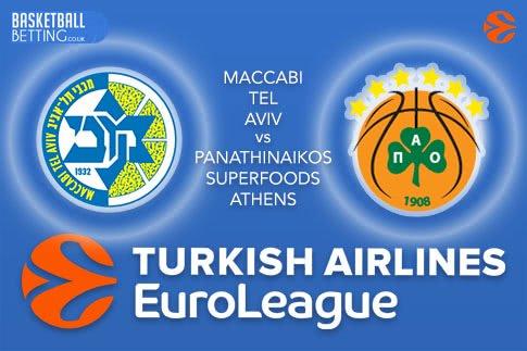 Panathinaikos - Maccabi Fox Tel Aviv maçı CANLI izle