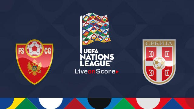Karadağ - Sırbistan maçı CANLI İZLE (11.10.2018)