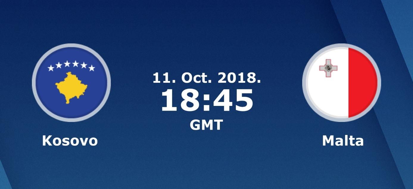 Kosova - Malta maçı CANLI İZLE (11.10.2018)