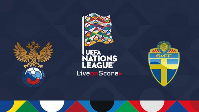 Rusya - İsveç maçı CANLI İZLE (11.10.2018)